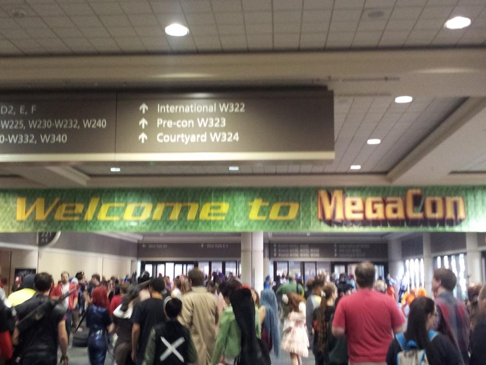 The Case of the Mega Con.... (1/6)