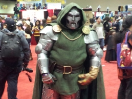 Steampunk Doctor Doom