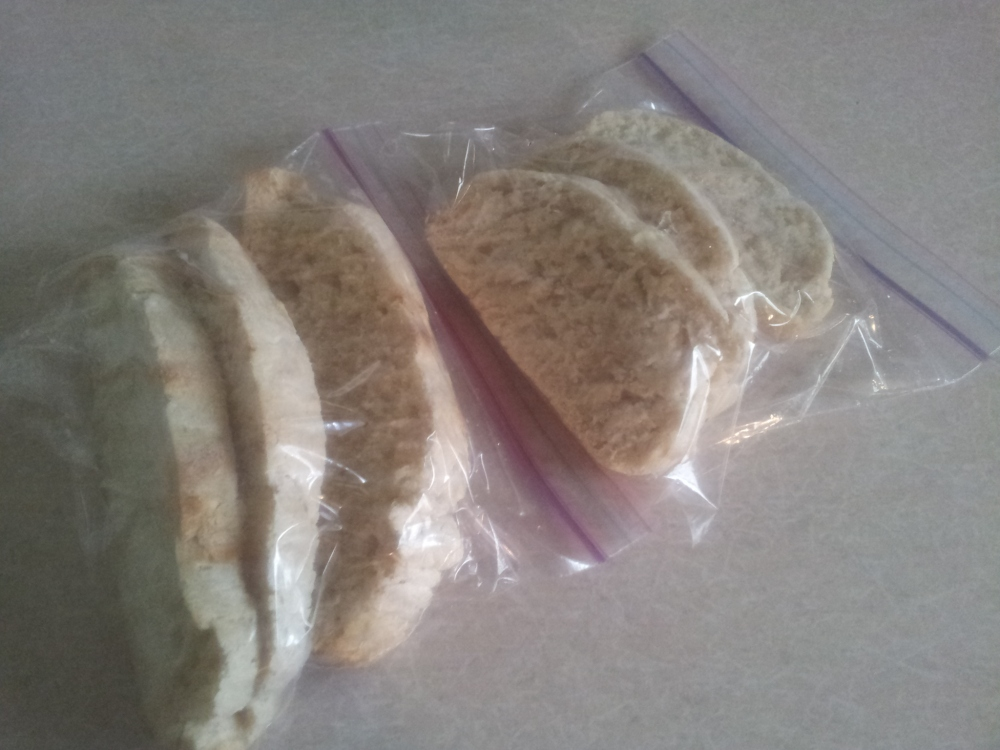 The bread is a lie.... (2/2)