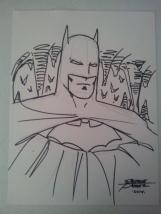 My Perez drawn Batman!